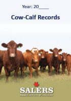 Salers Cow_Calf Records Cover